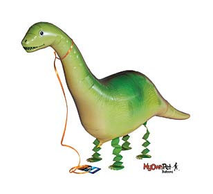supersaurus dinosaur balloons