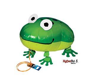 frog balloons