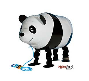 panda bear balloons