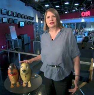 My Own Pet Balloons on CNN