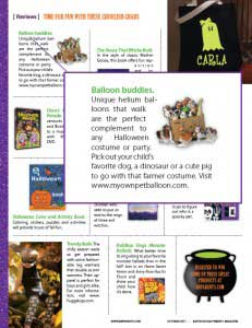 MyOwnPet in Baton Rouge Parents Magazine