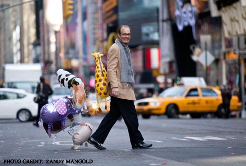 New York Post Interviews MyOwnPet Walking Balloons Founder Treb