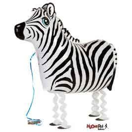 MyOwnPet Zebra Balloon