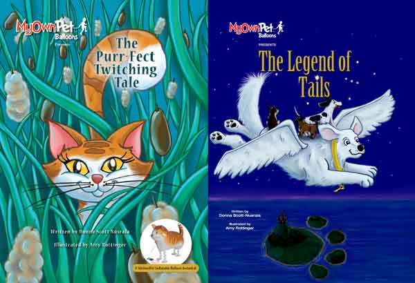 My Own Pet Books
